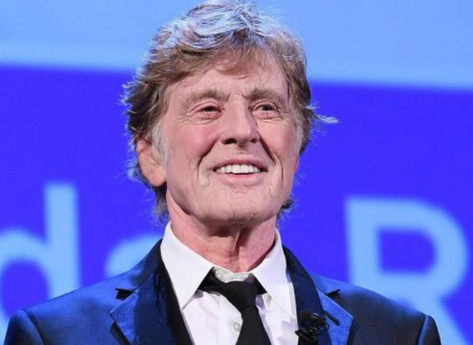 Actor y director de cine estadunidense Robert Redford.(Foto ecterna)