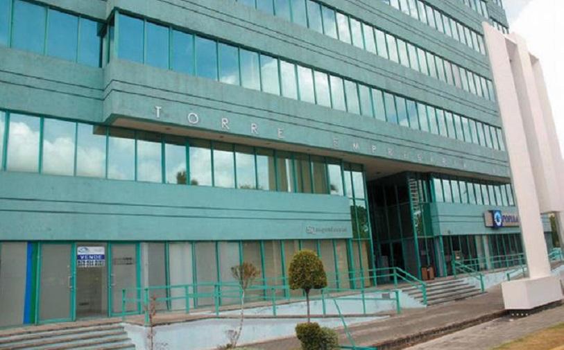 Torre empresarial, sede del CONEP.