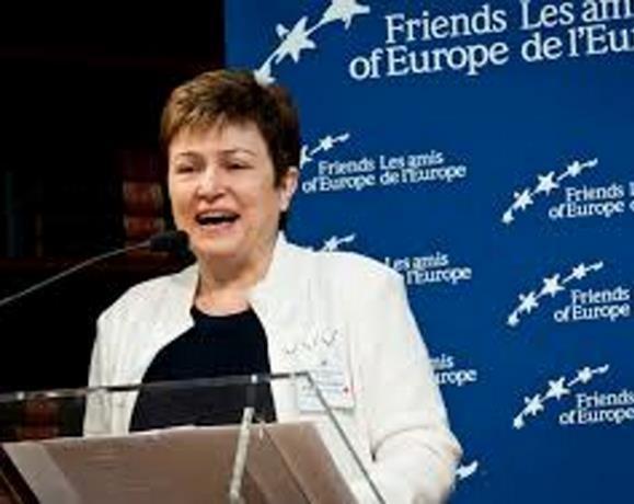 Directora del Fondo de Pensiones Internacional.(Foto externa)