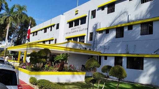 Fachada del Hospital Salvador B. Gautier.(Foto externa)