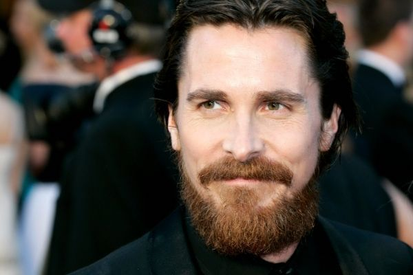 Actor de HollyWood Christian Bale.