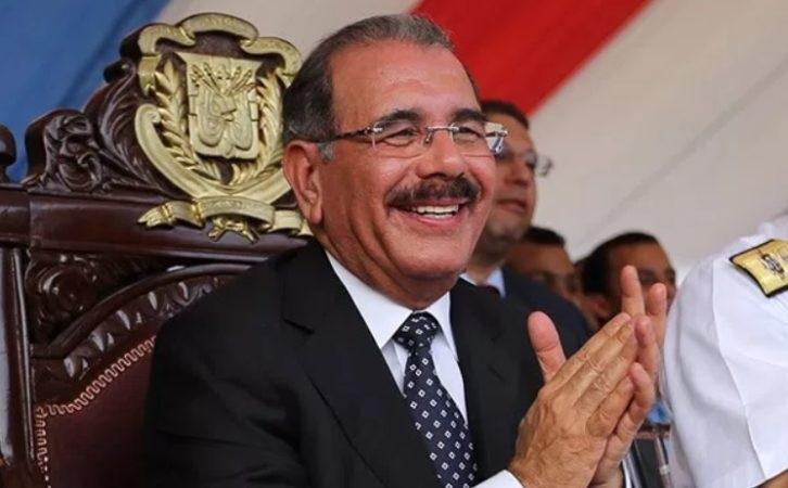 Danilo Medina presidente de la República Dominicana.(Foto externa)