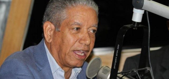 Héctor Guzmán vocero del PRD.(Foto externa)