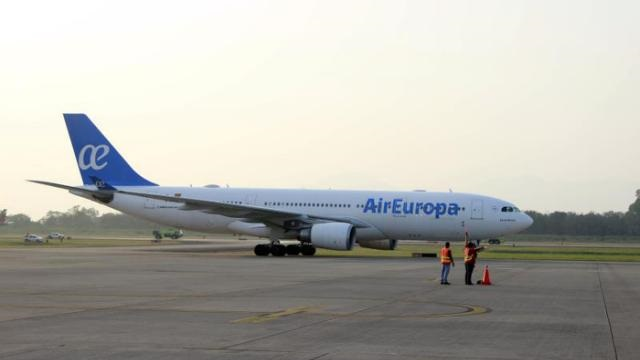 IAG Iberia adquiere Air Europa .(Foto externa)