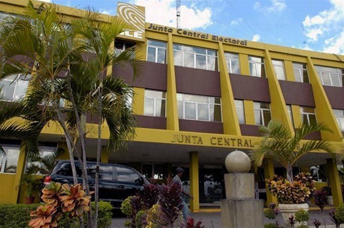 Sede de la Junta Central Electoral.(Foto externa)