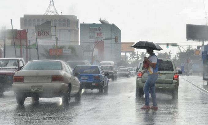 Lluvias afectarán algunas localidades de RD.