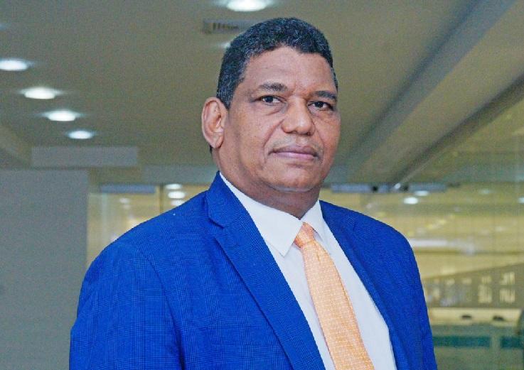 Periodista Luis García.(Foto externa)