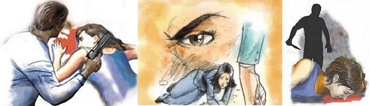 Imagen de violencia contra la mujer.(Foto externa)