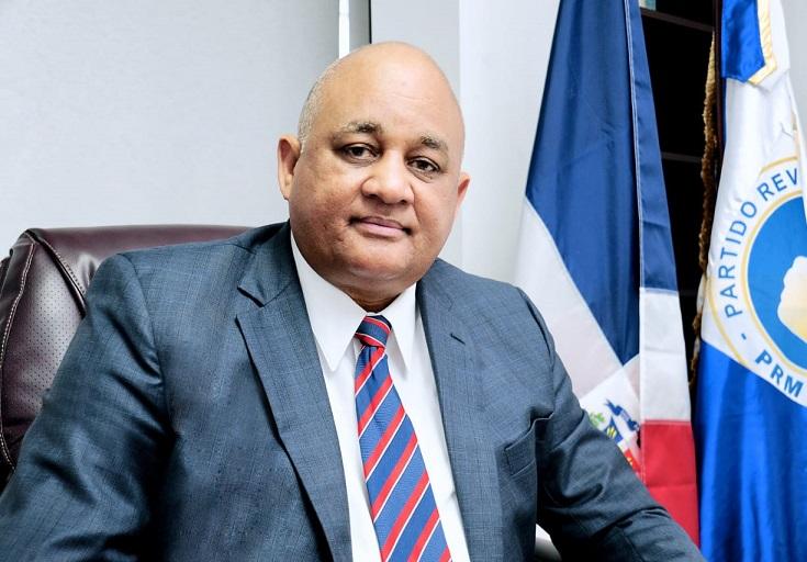 Roberto Fulcar coordinador de campaña Luis Abinader.