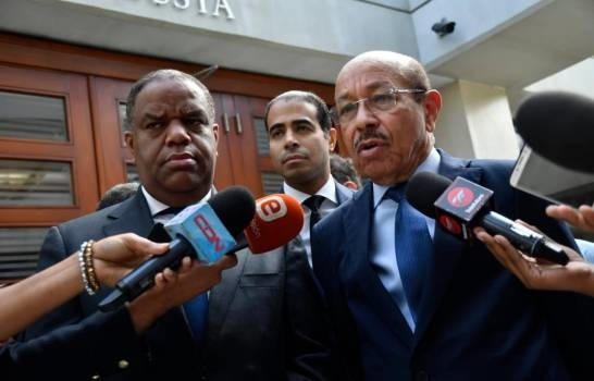 Temístocles Montás, presidente del Partido de la Liberación Dominicana. (Foto: Danelis Sena)