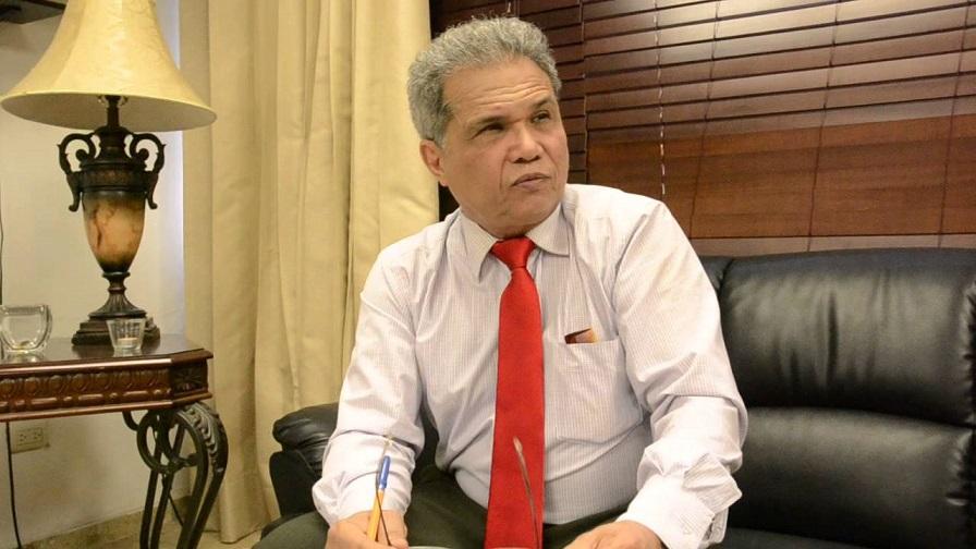 Waldo Ariel Suero se perfila como ganador de la presidencia del CMD. (Foto: externa)