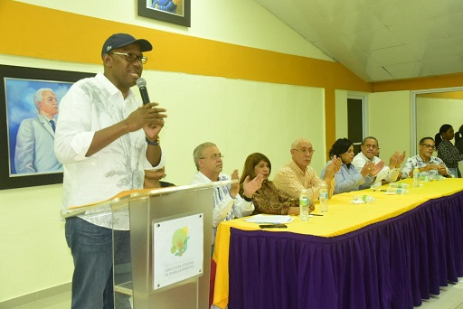 Alfredo Martínez alcalde de Santo Domingo Este.(Foto externa)