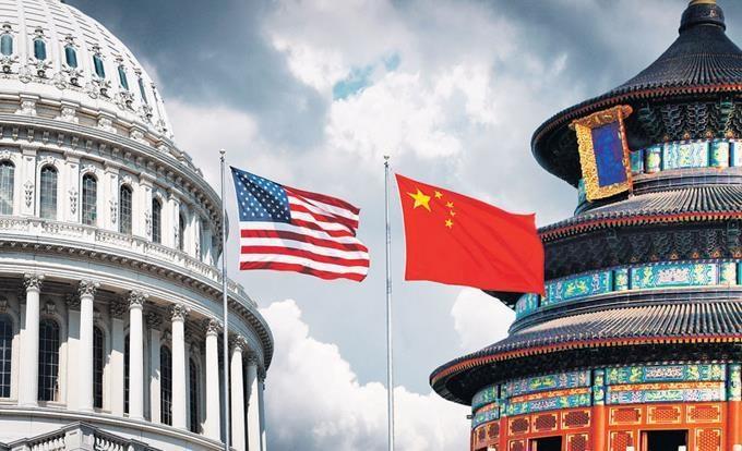 Imagen de los bancos de Estados Unidos y China.(Foto externa)