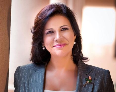 Margarita Cedeño vicepresidente de la República Dominicana.(Foto externa)