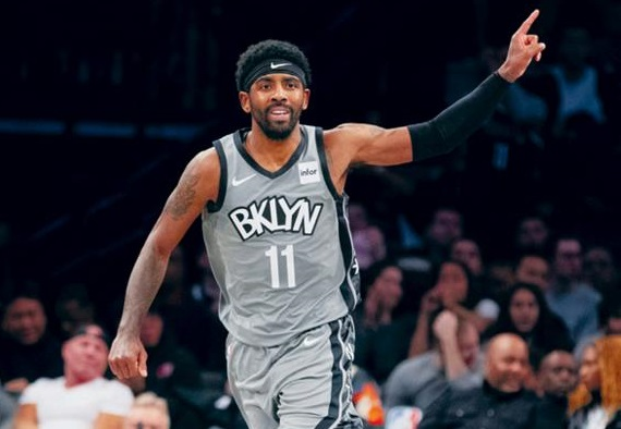 Kyrie Irving jugador de baloncesto.(Foto externa)