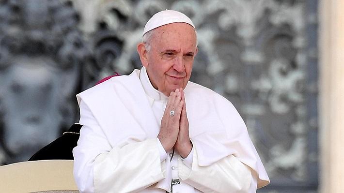Papa Francisco.(Foto externa)