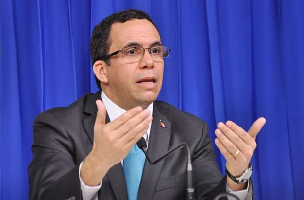 Andrés Navarro miembro del Comité Político del PLD.(Foto externa)