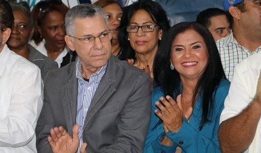 Angela Henríquez candidata a vicealcaldesa de SDE.(Foto externa)