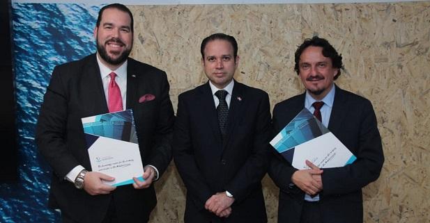 Víctor Gómez Casanova, Hugo Rivera y Antonio Torregrosa Maicas.(Foto externa)