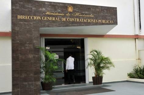 DGCP actualiza proceso solicitudes.