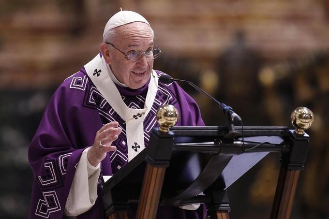 El papa Francisco.(Foto externa)