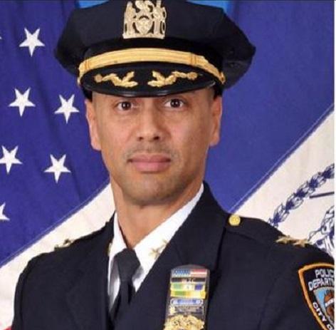 Fausto Pichardo, dominicano que comanda las patrullas de la Policía de Nueva York
