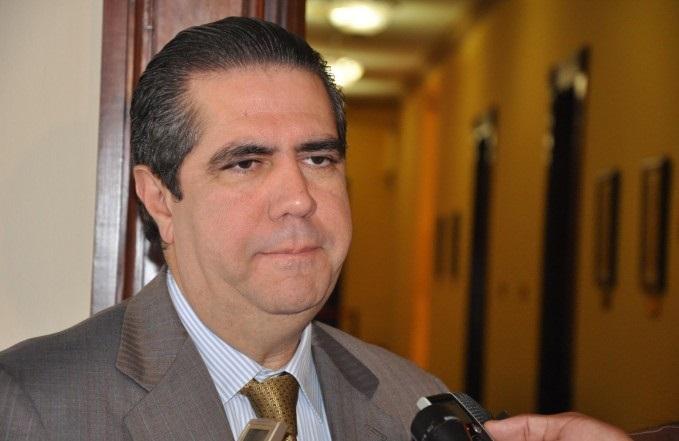 Francisco Javier García Director Nacional de Estrategia del PLD y miembro del Comité Político.(Foto externa)