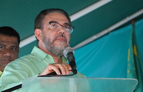 Guillermo Moreno presidente de Alianza País.(Foto externa)