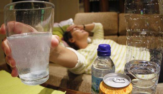 Imagen muestra el malestar de resaca provocado tras una ingesta de alcohol. (Foto: externa)