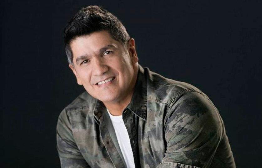 Merenguero dominicano Eddy Herrera.