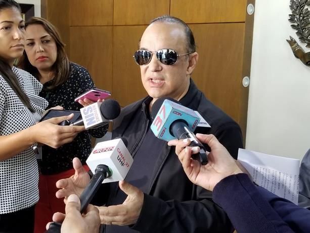 Quique Antún presidente del PRSC en un comunicado de prensa.(Foto externa)