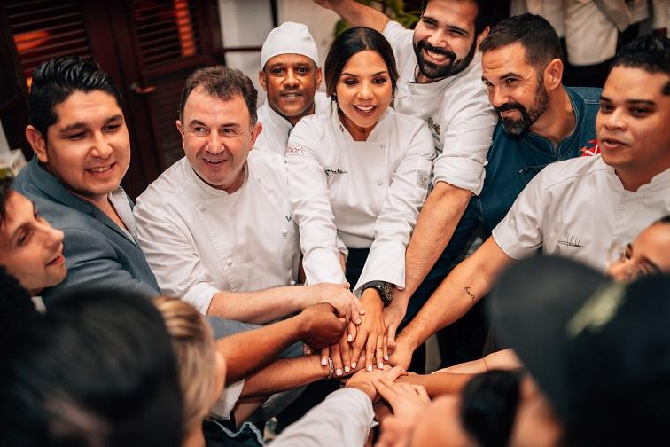RD celebra Día de la Gastronomía.