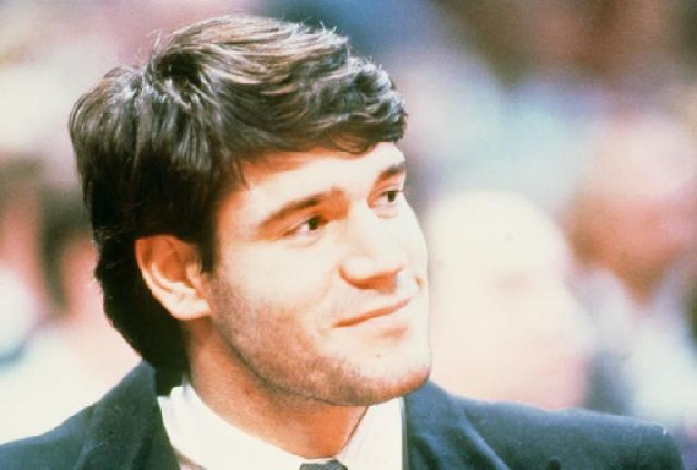 Retrato de Fernando Martín, jugador de baloncesto del Real Madrid. (Foto: EFE / Archivo)