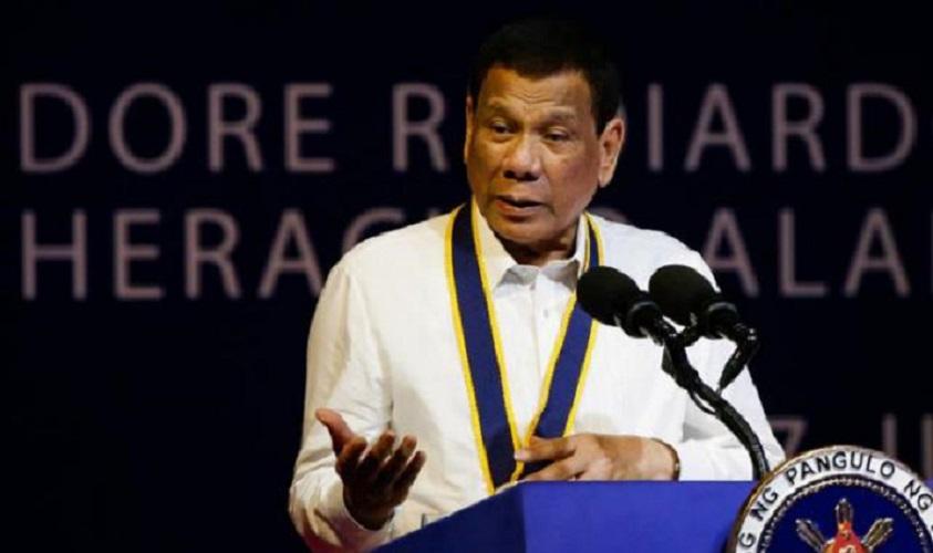 El presidente de Filipinas, Rodrigo Duterte. (Foto: EFE/Mark R. Cristino/Archivo)