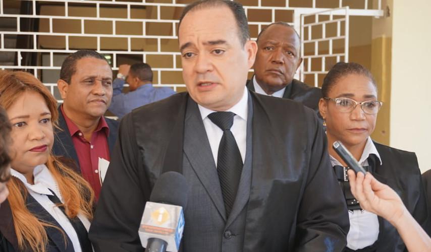 Miguel Surun Hernández, presidente del CARD.(Foto: Colegio de Abogados)