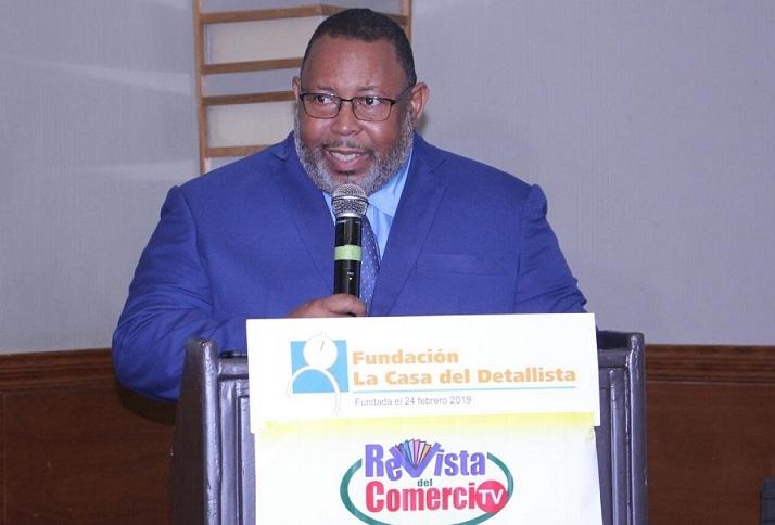 Ricardo Rosario, expresidente de la Federación Nacional de Comerciantes y Empresarios de la República Dominicana (FENACERD) y presidente de la Fundación la Casa del Detallista.(Foto: externa)