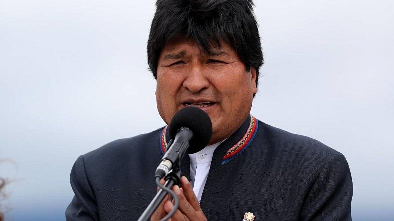 Evo Morales expresidente de Bolivia.(Foto: externa)