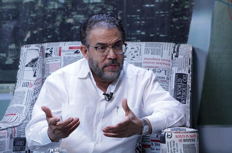 Guillermo Moreno presidente de Alianza País y candidato presidencial. (Foto: externa)