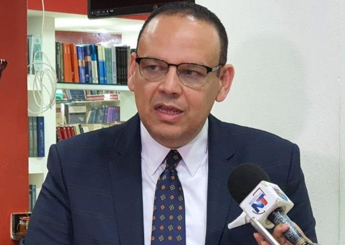 Trajano Potentini, presidente de la Fundación de Justicia y Transparencia. (Foto: externa)