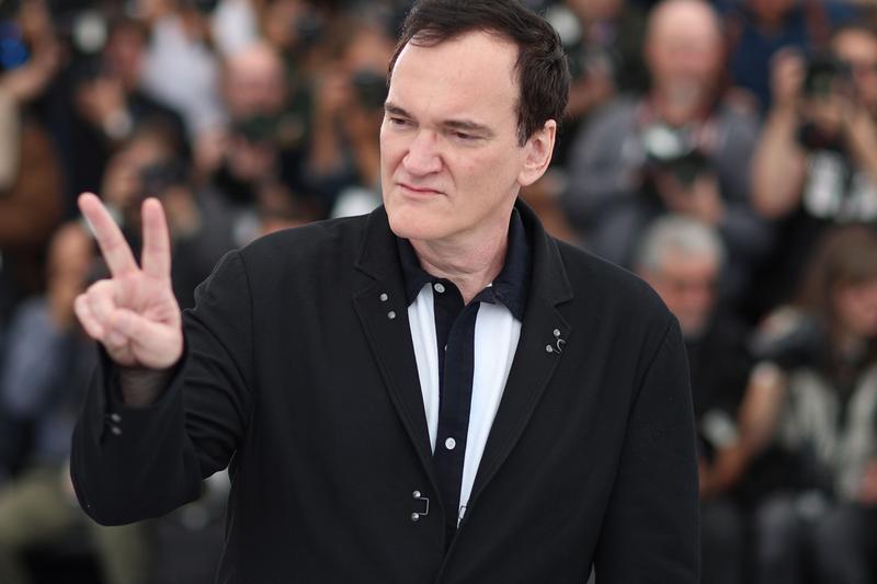 Quentin Taratino, cineasta estadounidense.