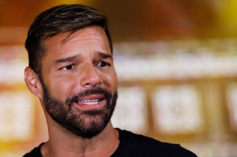 Ricky Martin posa durante una entrevista con Efe. (Foto: EFE/Thais Llorca)