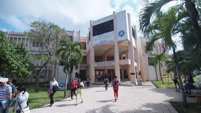 Universidad Autónoma de Santo Domingo Recinto San Francisco de Macorís. (Foto: externa)