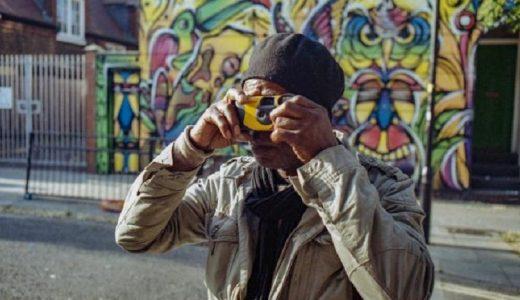 Sunny ha documentado parte de su vida con una cámara desechable.