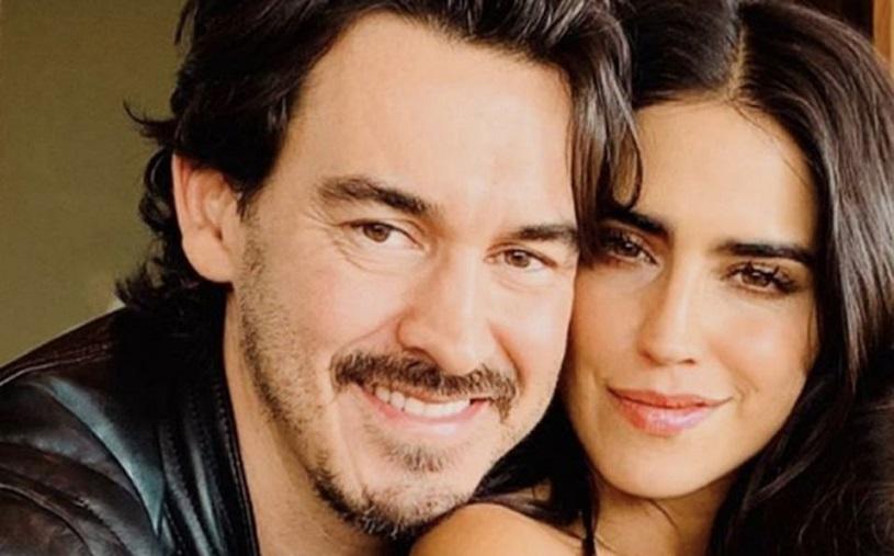 La actriz mexicana Bárbara de Regil y su esposo Fernando Schoenwald.(Foto: externa)