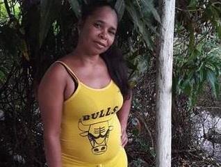 Enny Estepan, de 44 años de edad, asesinada por su pareja el 12 de enero del 2020, en el municipio de San Juan de la Maguana, provincia San Juan.(Foto: externa)