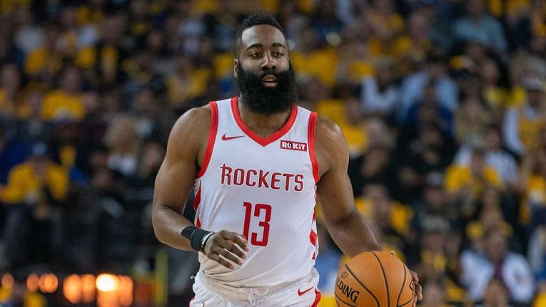 James Edward Harden, jugador de baloncesto de los Houston Rockets de la NBA.(Foto: externa)