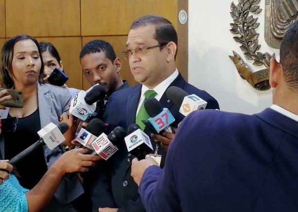 Mario Núñez director Nacional de Elecciones de la Junta Central Electoral. (Foto: Víctor Ramírez LD)
