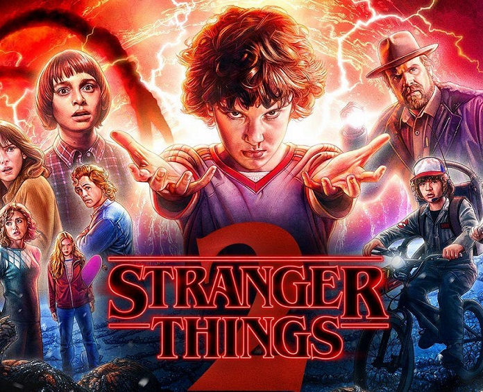 Nueva temporada de Strangers Things.