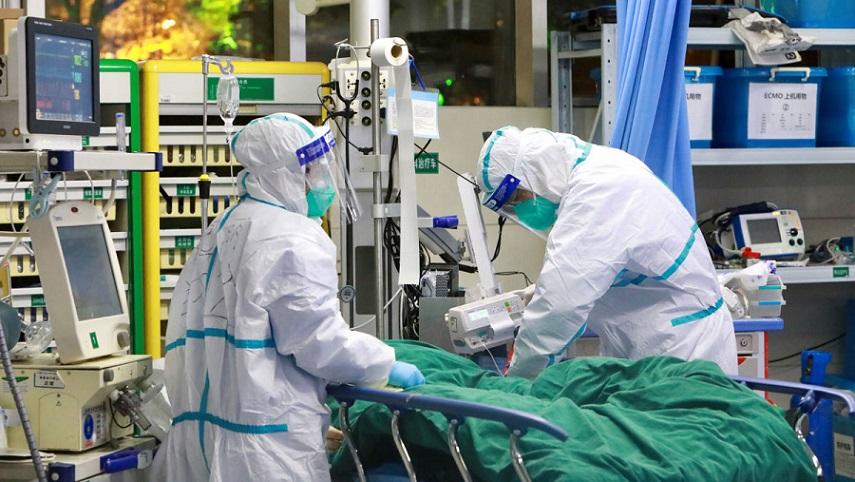 China eleva a 811los muertos por coronavirus. (Foto: REUTERS / China Daily )