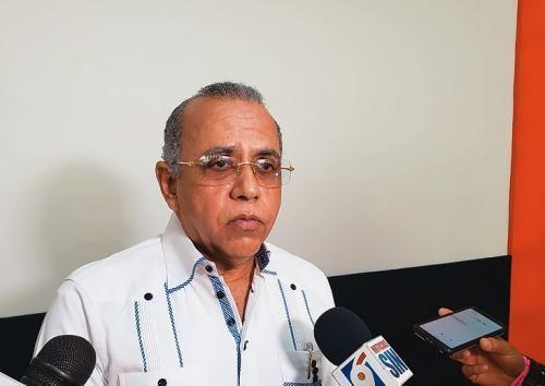 Doctor Plutarco Arias coordinar nacional del Frente de Salud del Partido Revolucionario Moderno. (Foto: externa)